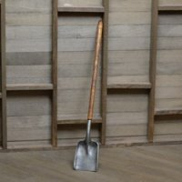 Antique square nose shovel