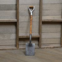 Antique short handle spade